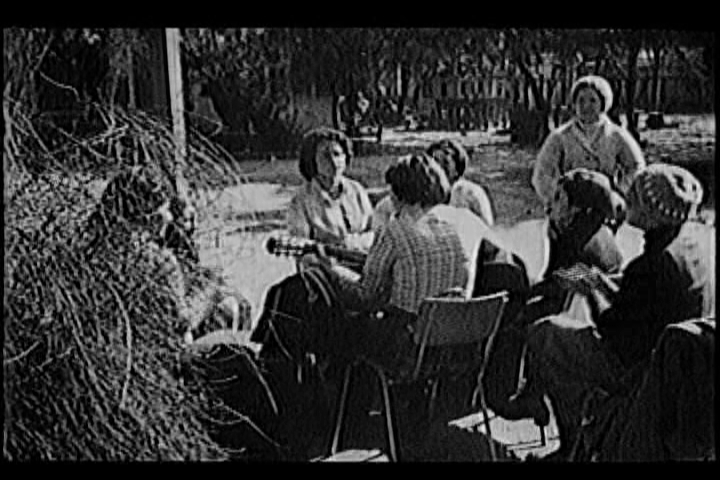 Recado de Chile, colectivo, 1979